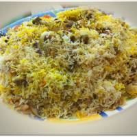 Microwave Chicken Biryani