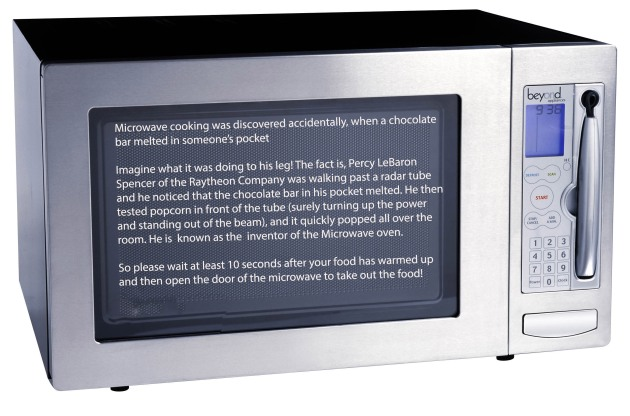 microwave story