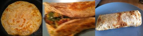 Image of Paratha roll