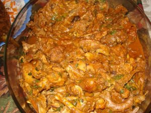 Peshwari Chicken