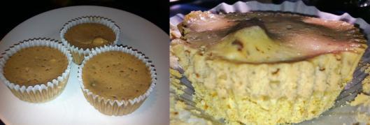 Pretzel cheesecake