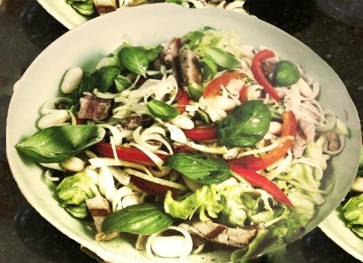 Image of Fresh Tuna salad