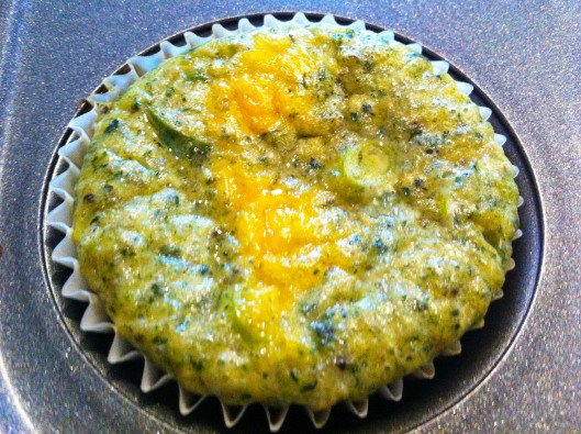 Image of Healthy Spinach & Mushroom Quiche