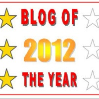 Blog of the Year 2012!