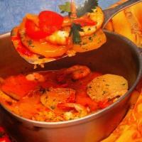 Portuguese Salt Cod Stew