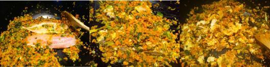 Tilapia cooking