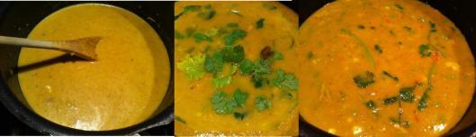 cilantro flavouring in soup