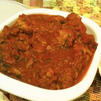 Cumin & Tomato Chicken Curry
