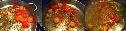 Cherry Tomatoes with vinegar